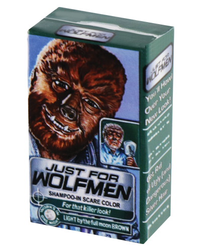 JUST FOR WOLFMEN
