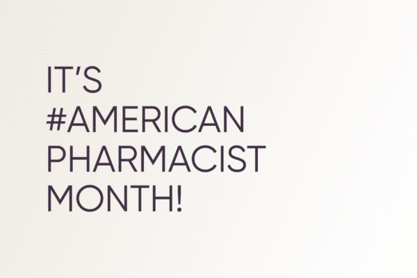 American Pharmacist Month