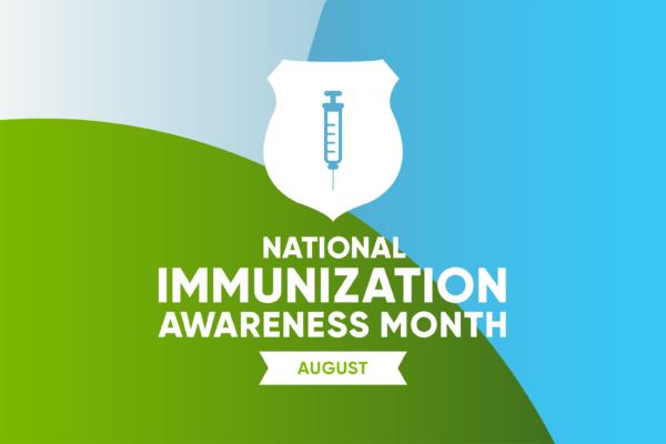 National Immunization Month August PrescribeWellness