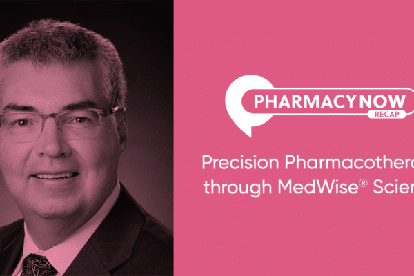 Precision Pharmacotherapy through MedWise Science