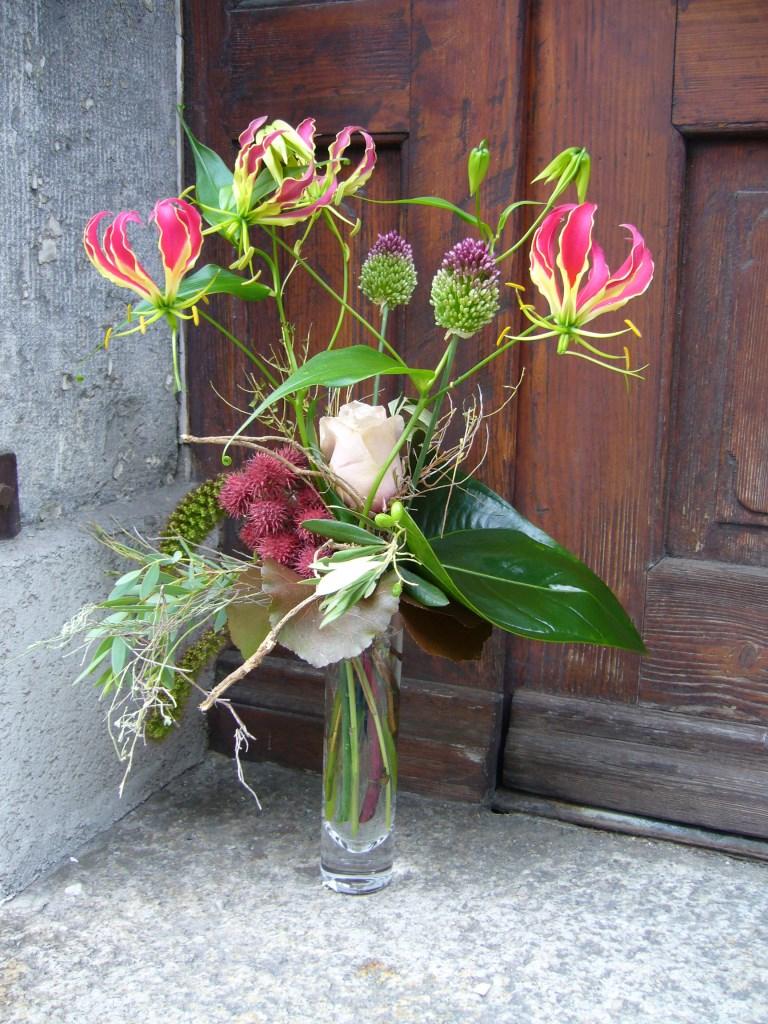 Orientalischer Blumenstrauss