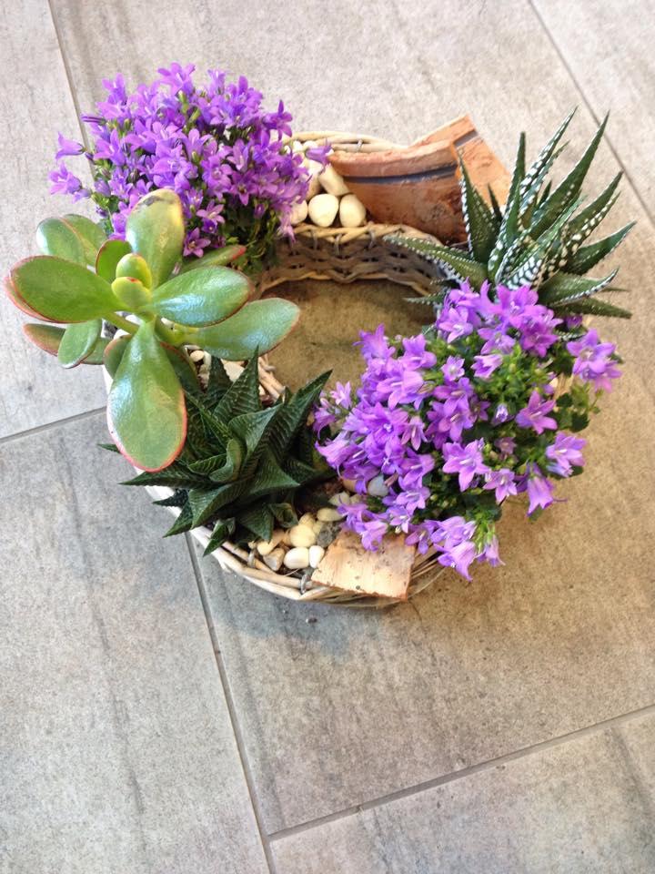 Muttertag Blumen Frühling Unterseen Interlaken