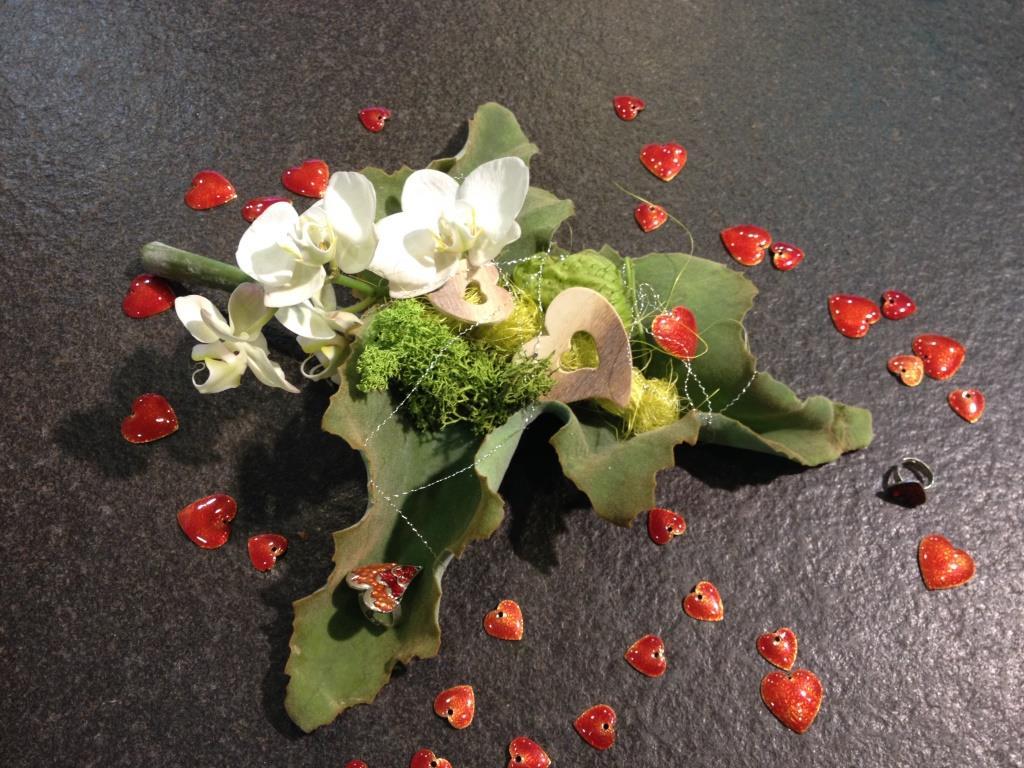 Valentinstag Blumen Interlaken Unterseen