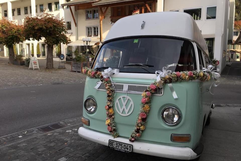 Hippie-Bus Bullybus Deco