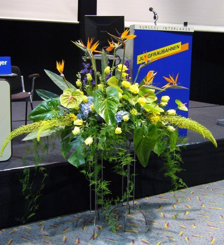 Event Blumengesteck