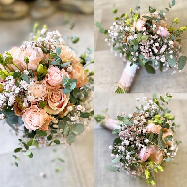 Blumendekor für Hochzeiten