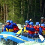 Rafting the North Fork Skykomish