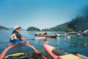Kayak Paddler Lopez Shayla