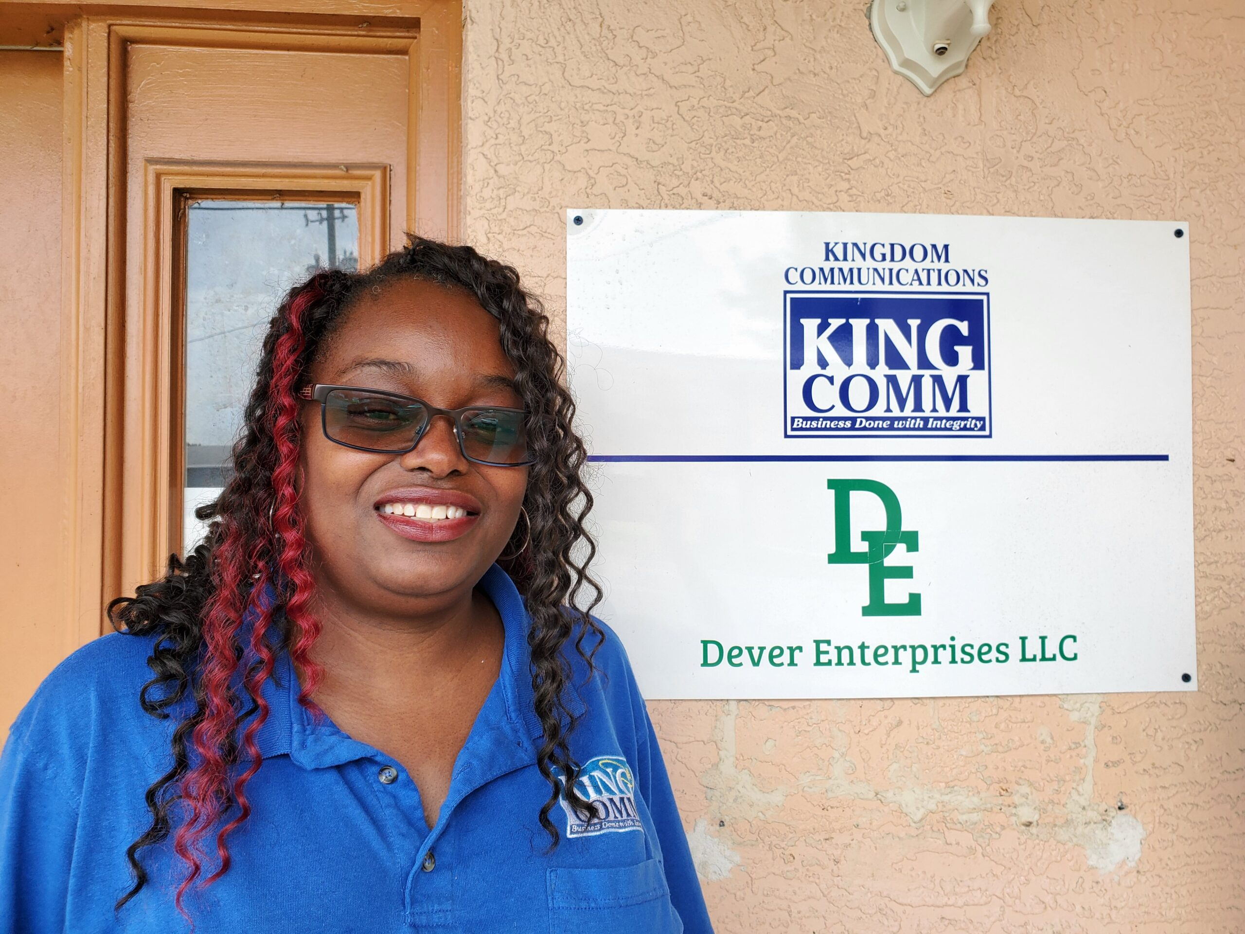 Black women owned contractor receives PPP loan from BBIF Florida