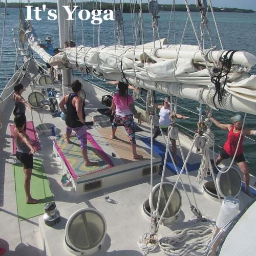 Yoga & Sailing Week 058