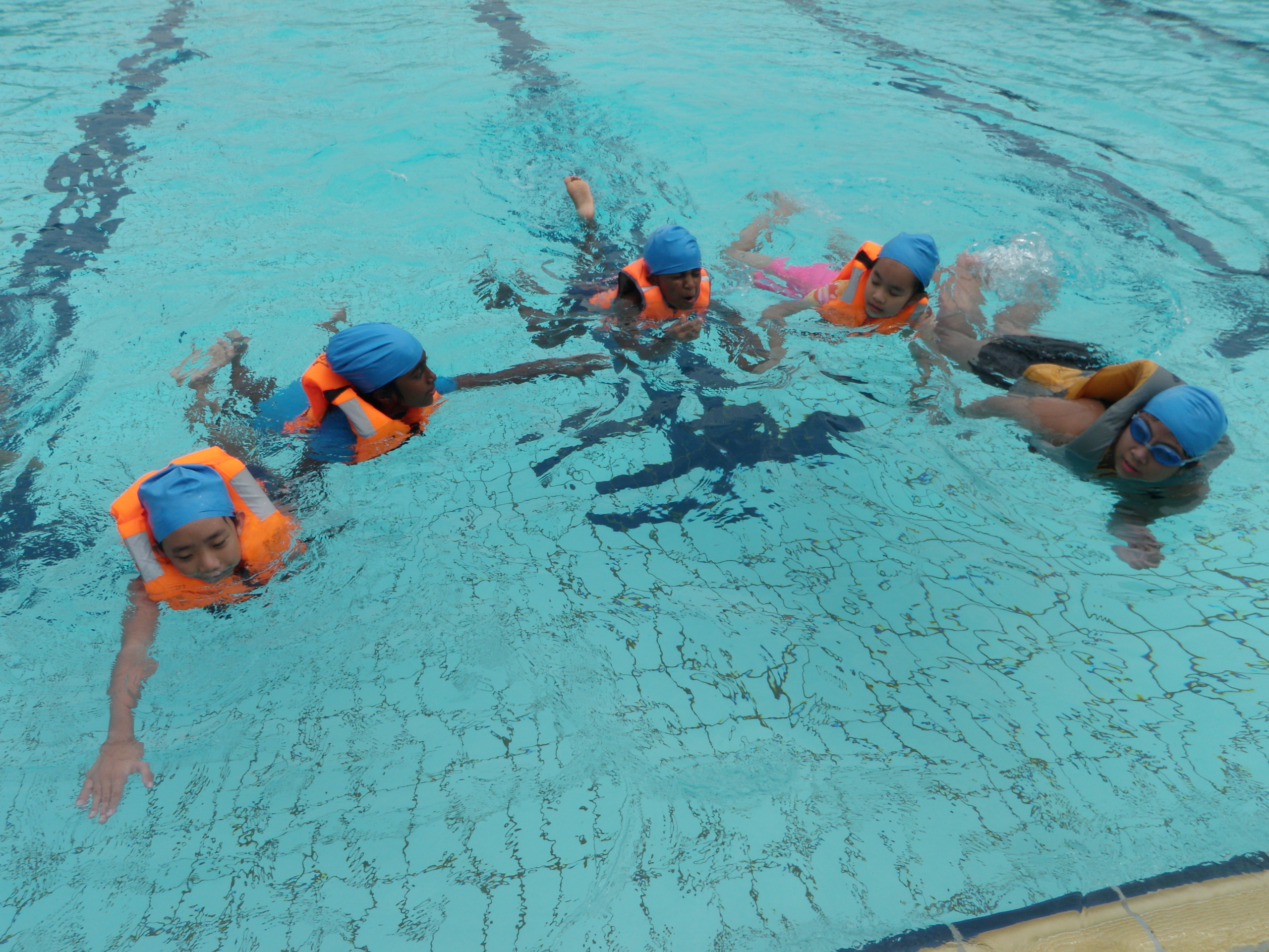 Swimming Lessons Offered