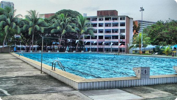 Queenstown Swimming Complex
