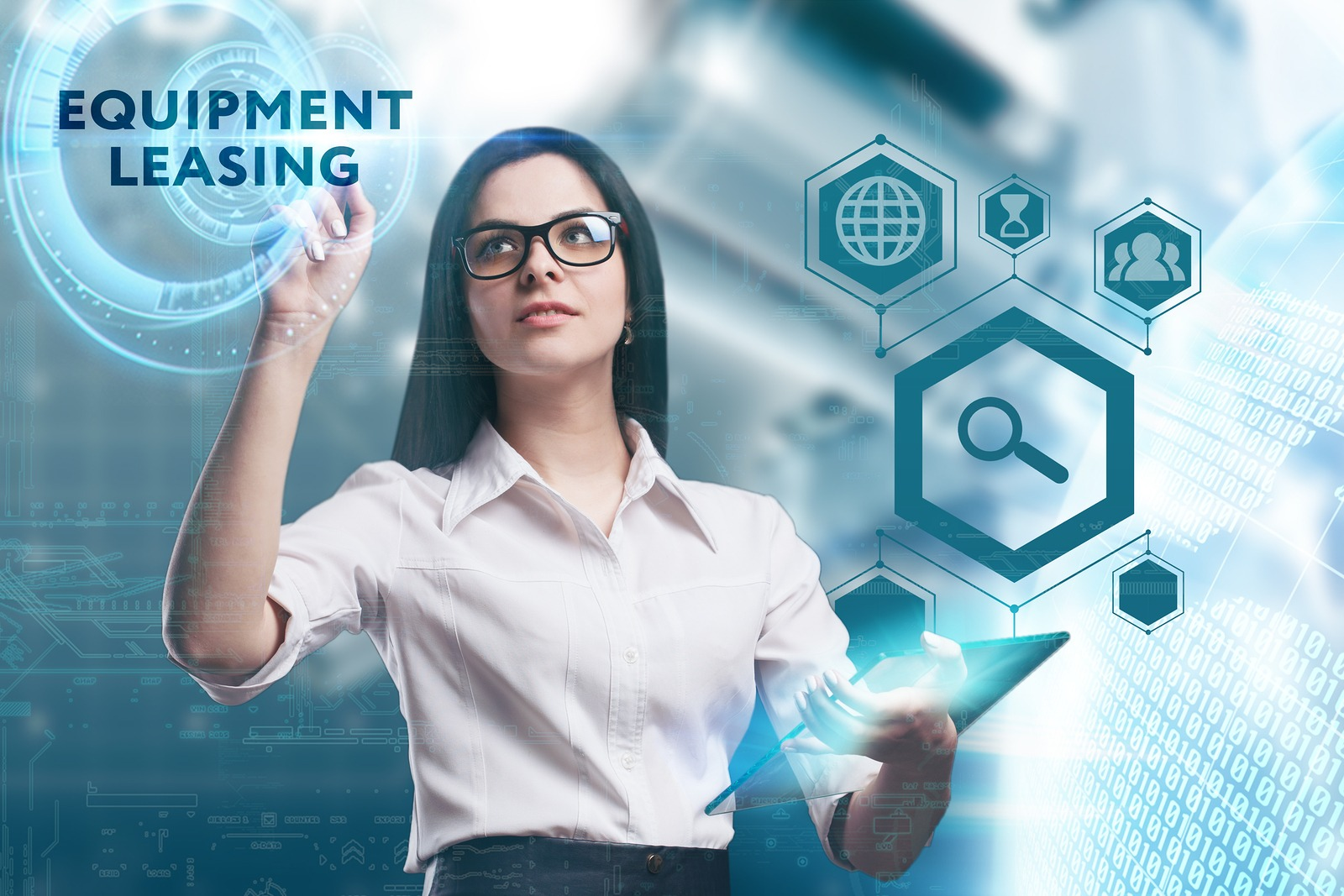Equipment Financing - Buying vs Leasing Business Equipment