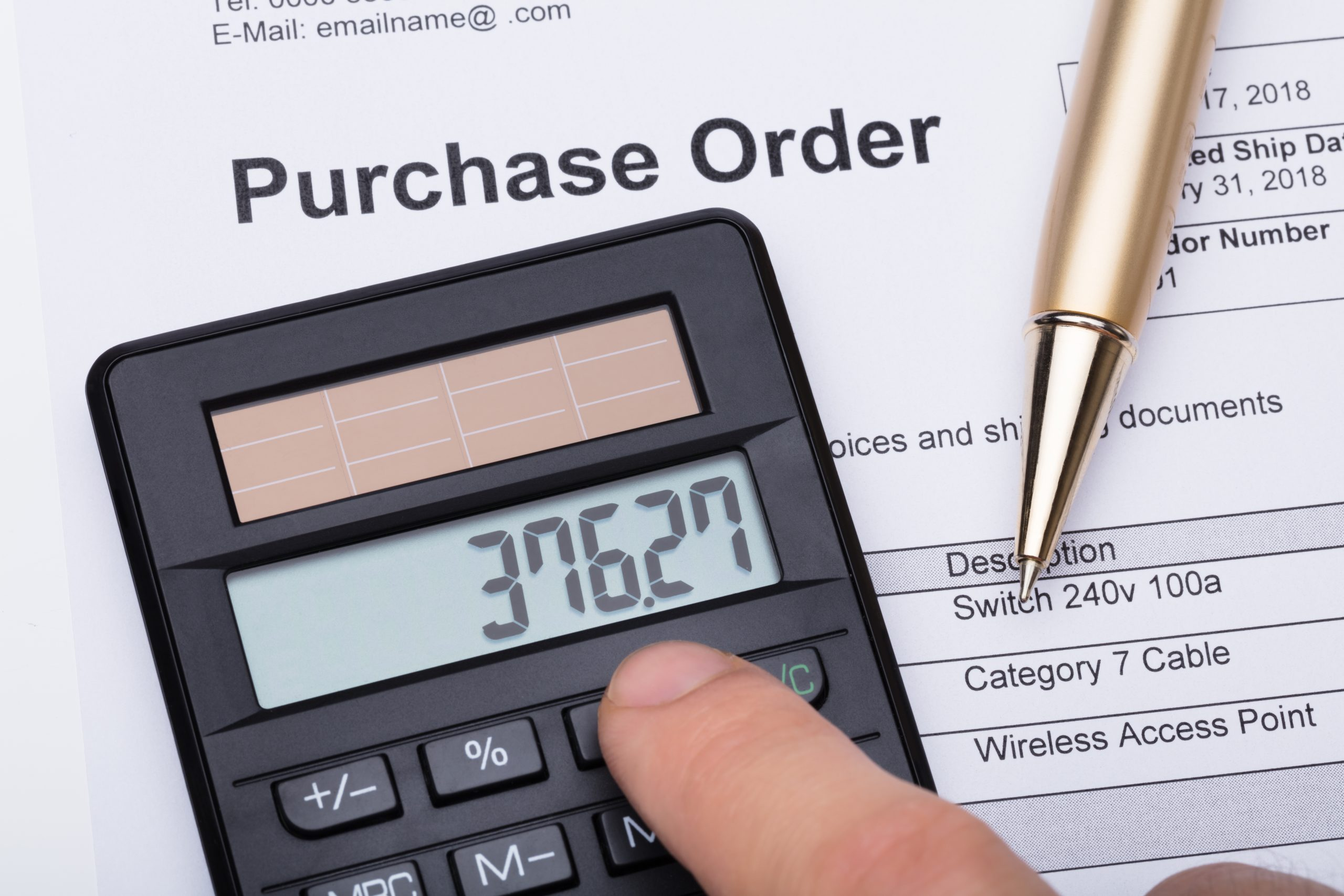 The Benefits of Purchase Order Funding for Small Business Growth