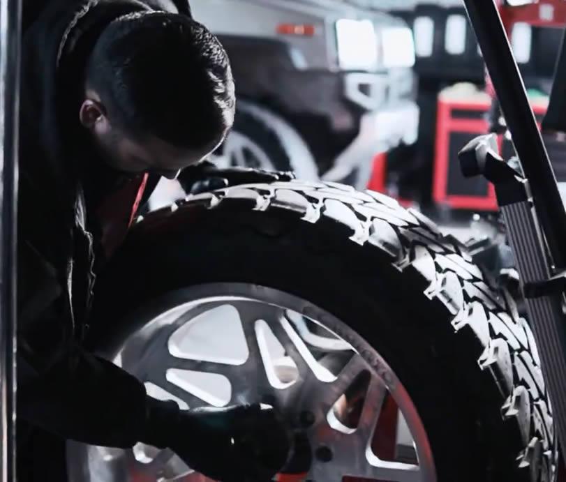 Tire Repair Houston