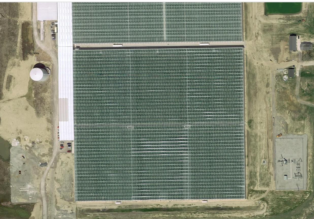 Large Greenhouse Commissioning