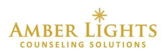 Amber Lights Counseling Solutions Logo