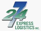 24/7 Express Logistics Logo