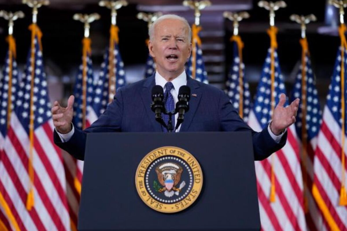 Is Biden Using the Wildfire Crisis to Compromise on Major Infrastructure Components?