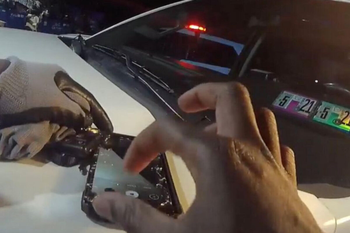 Philadelphia Police Officer Charged for Deleting Footage of an Unexplained Arrest