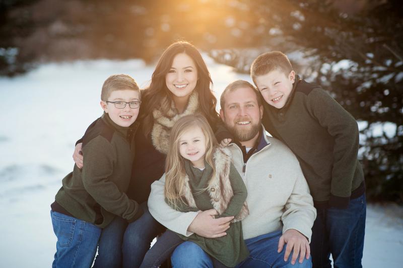 Central South Carolina family photographer
