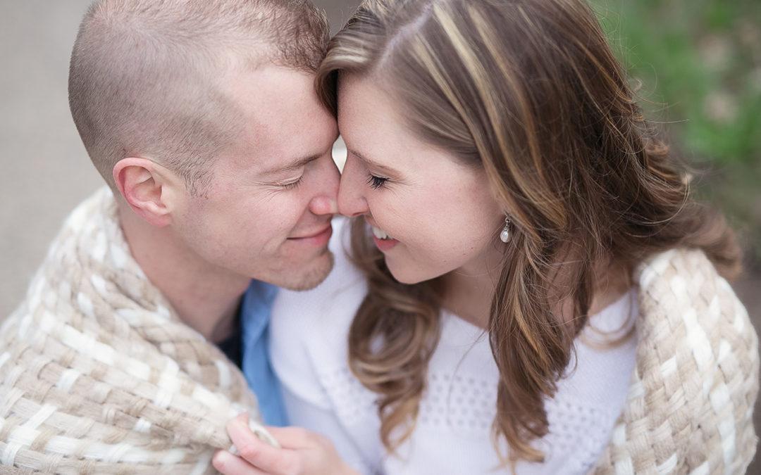 Clark Lake Michigan Engagement | Greg & Katrina | Michigan Wedding Photographer