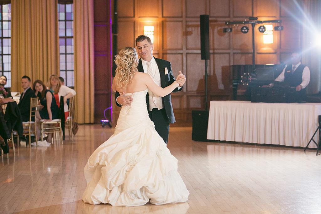 Ann Arbor Michigan wedding photographer