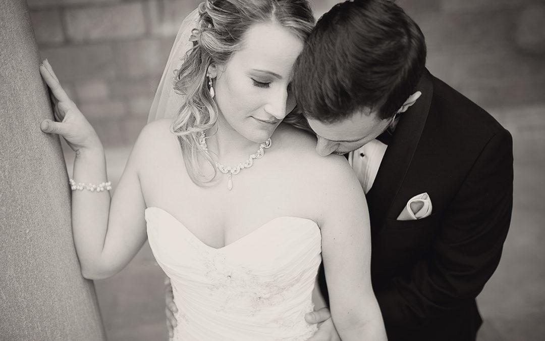 Jennica & Andrew | Timeless Wedding at Michigan League | Ann Arbor, Michigan