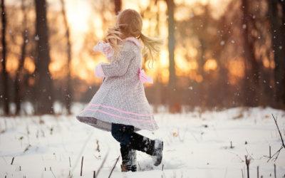 Evangeline | Winter in Michigan