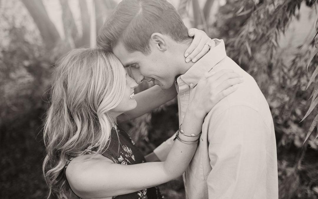 Engagement on Belle Isle | Alandra & Eric | Detroit, MI
