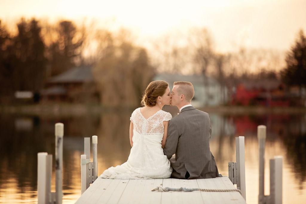 Jackson Michigan wedding photographer