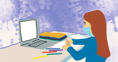 Problems and issues of online teaching during Covid pandemic – A teacher's perspective