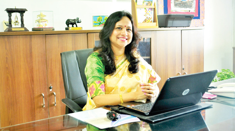 Ms. Aditi Mukherjee – We were one of the very few schools who initiated fee-discounts to children to relieve the pressure on parents during the pandemic
