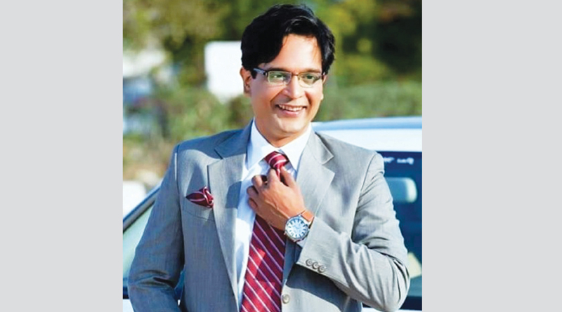 My passion for teaching – Dr Vipul Barsaley