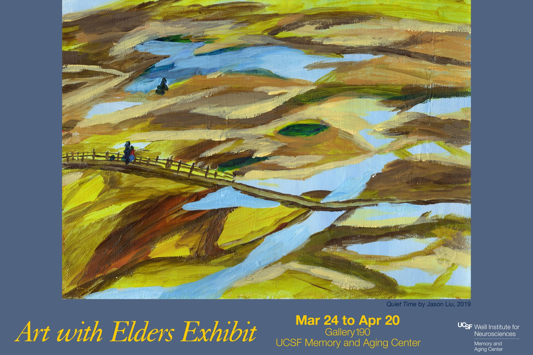 CANCELLED - UCSF Memory and Aging Center - Opening Mar 26