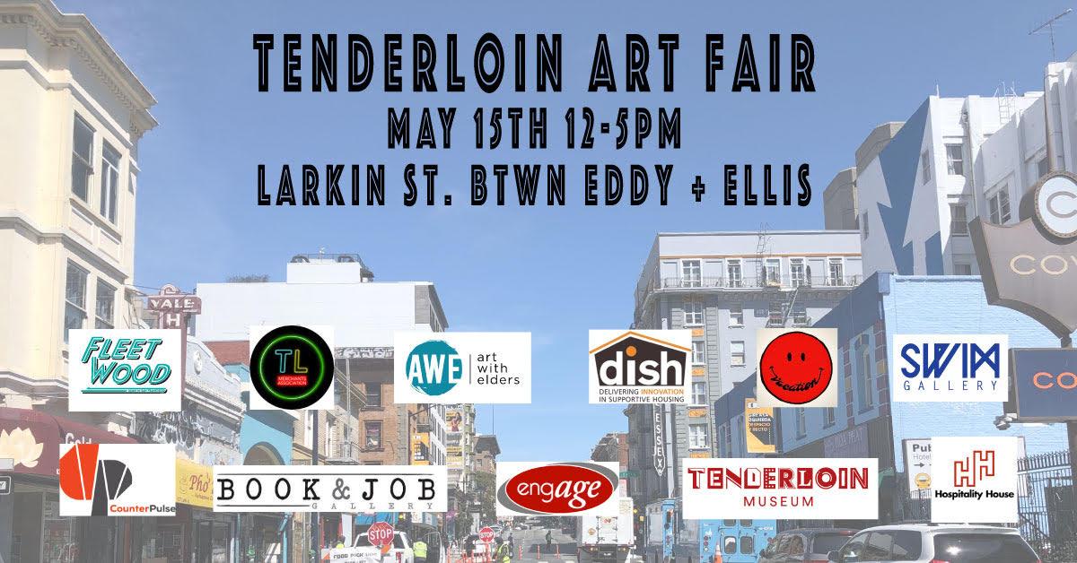 Tenderloin Art Fair