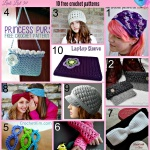 Fast and Easy Crochet Gift for Teens - 10 free crochet patterns