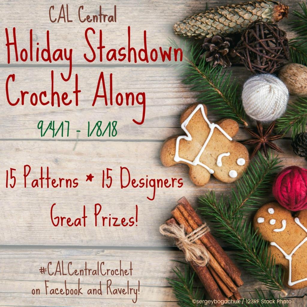 Holiday Stash down CAL 2017