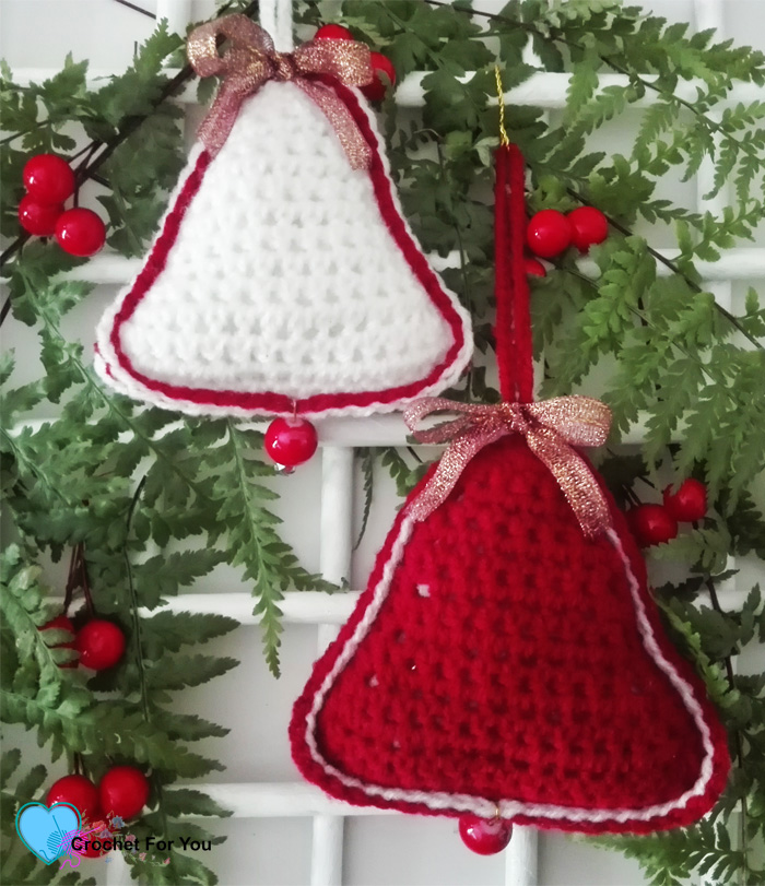 Christmas Ornament Mini CAL – Crochet Bells