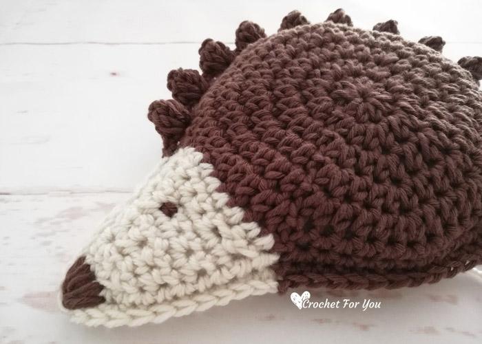 Crochet Hedgehog Ragdoll Amigurumi