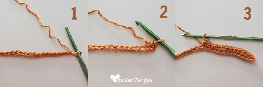 How to Crochet Honeycomb Trellis Stitch