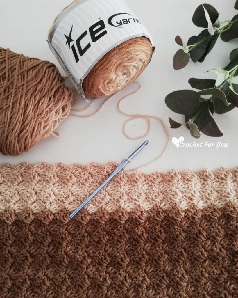 Crochet Tulip Stitch