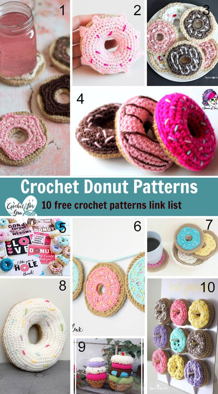 10 free pattern link list