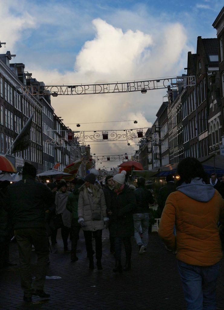 AMSTERDAM'S WEEKLY STREET MARKETS - Albert Cuypmarkt