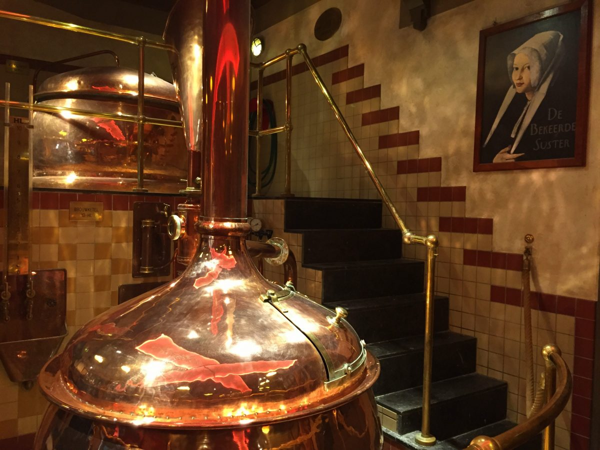 De Bekeerde Suster is a historic bar, restaurant and brewery in the heart of the city center. Come sample their beers and have a hearty meal.