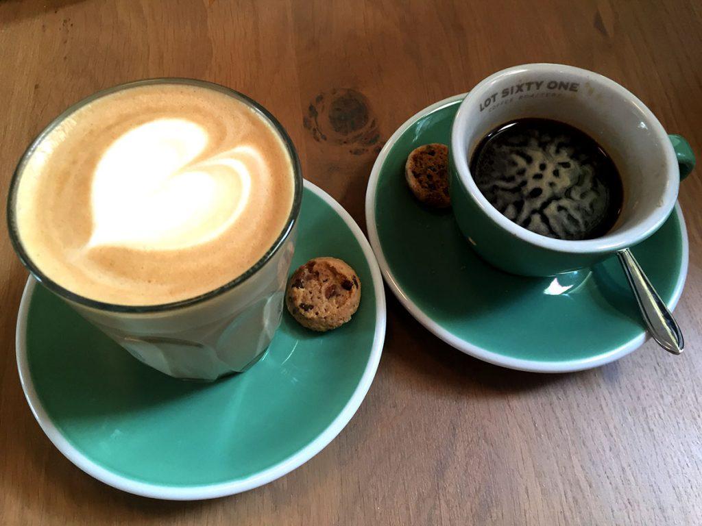 the breakfast club Amsterdam coffee