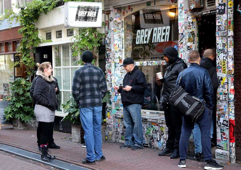 A GUIDE TO COFFEESHOPS IN AMSTERDAM - Grey Area
