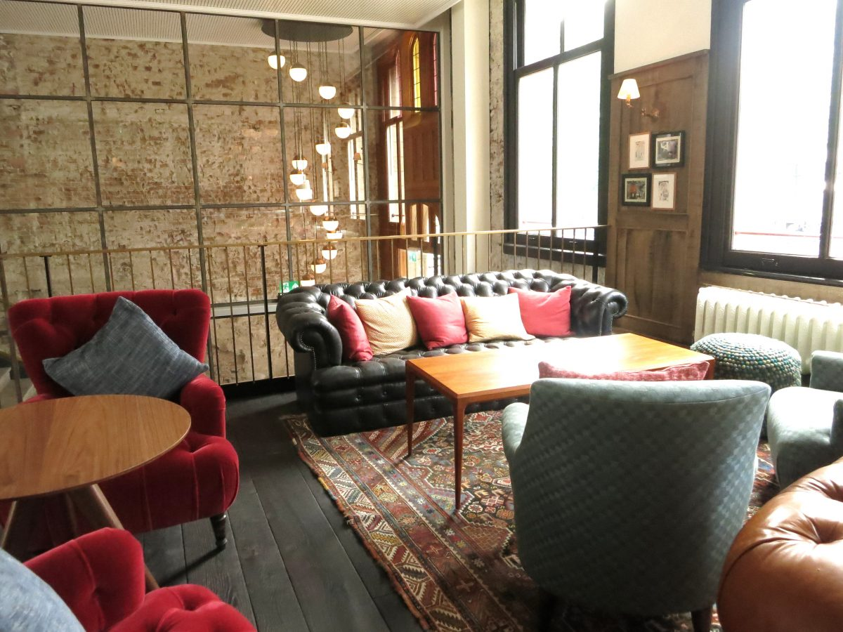Five canal houses on the Herengracht have been transformed into one of Amsterdam's hippest hotels.