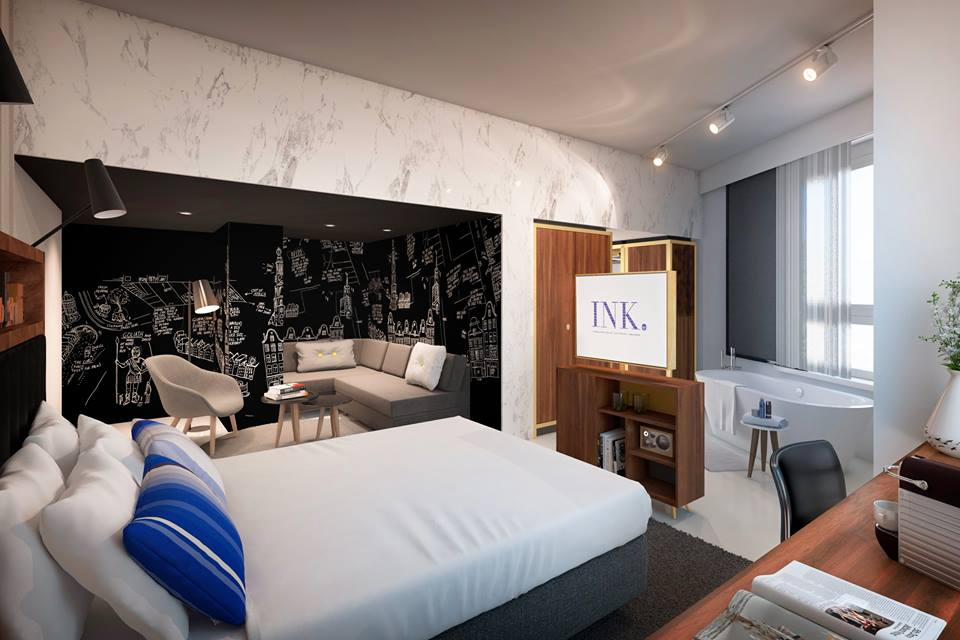 The INK Hotel Amsterdam is a classy place to stay with a fascinating story to tell. Locals, be sure to check out Pressroom, the bar and restaurant.