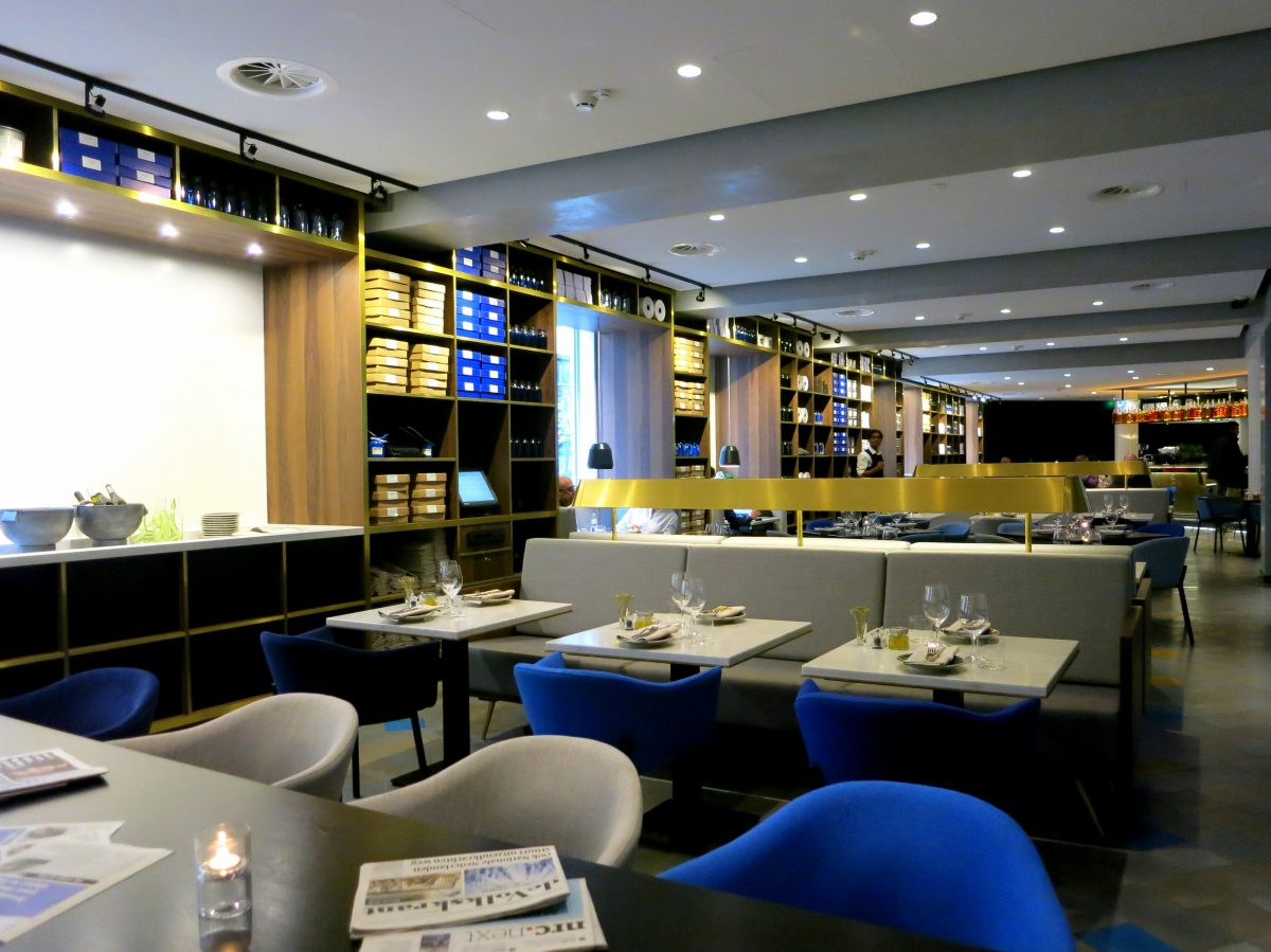 Pressroom - The INK Hotel Amsterdam is a classy place to stay with a fascinating story to tell. Locals, be sure to check out Pressroom, the bar and restaurant.